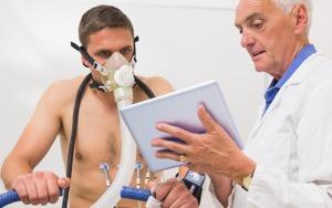 ECG stress tests