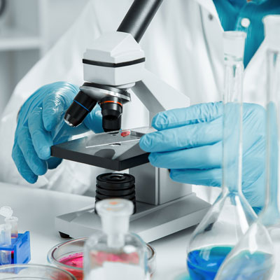 appointment to medical laboratories, lab tests results